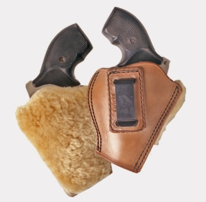 Kramer Sheepskin Holster