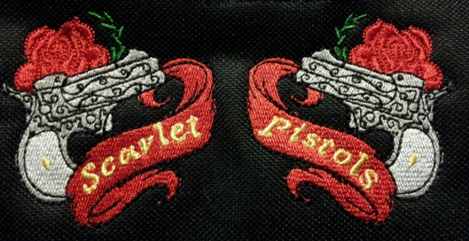Scarlet Pistol Logo