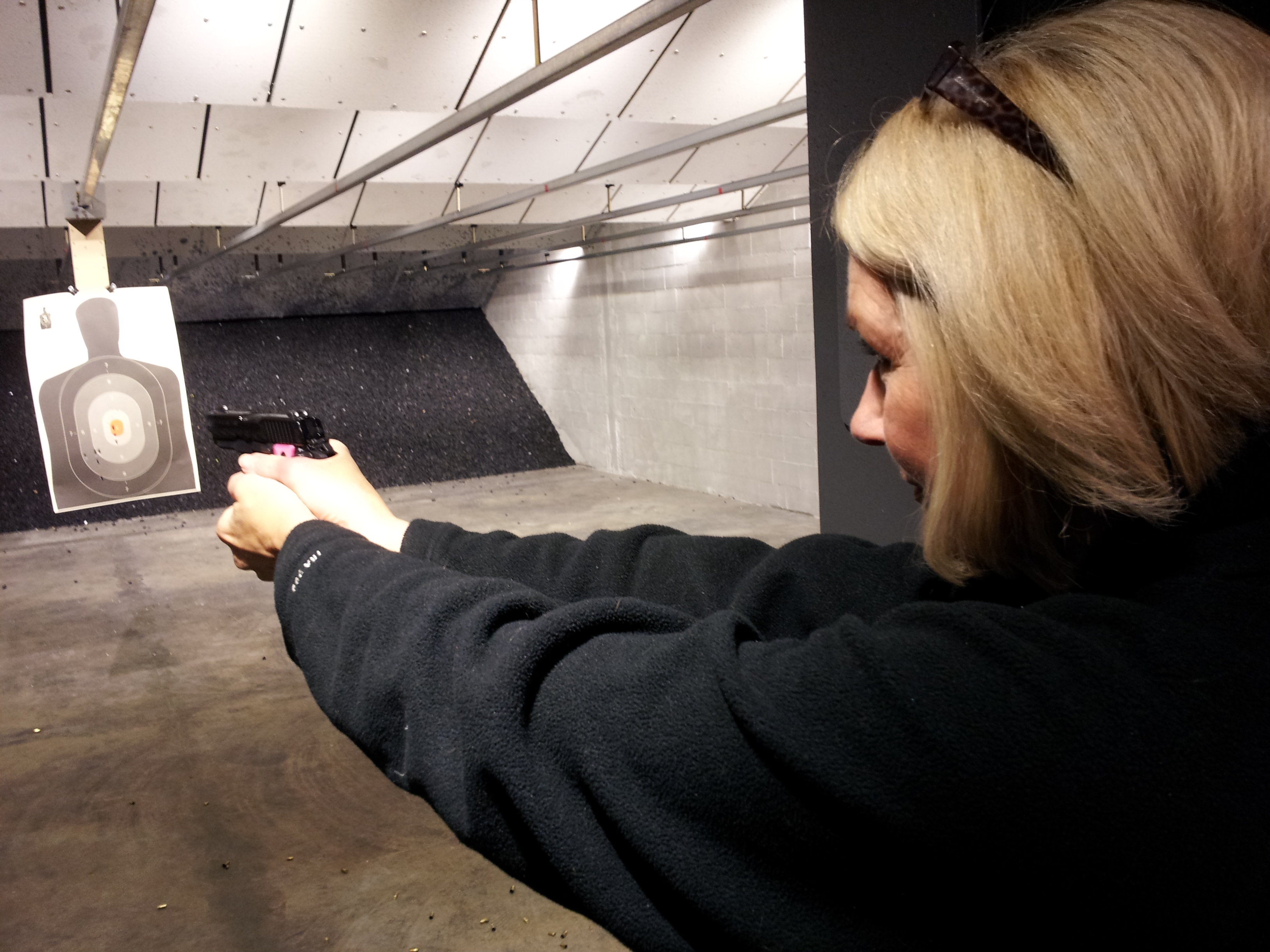 Women And Guns Promoting Personal Safety Through
