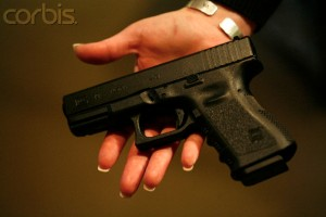 USA - Shooting - Virginia Tech Massacre - GLOCK 919 9mm Semi-Automatic Handgun