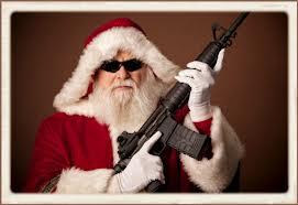 Santa AR15
